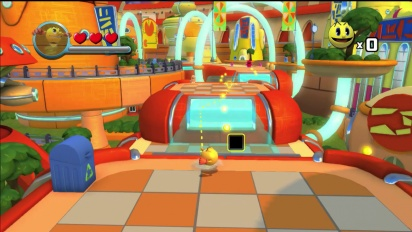 Pac-Man and the Ghostly Adventures - Trailer Gameplay Power-Up