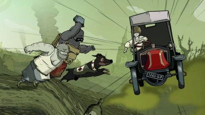 Valiant Hearts: The Great War - Trailer di lancio