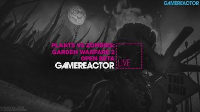 Plants vs Zombies: Garden Warfare 2 - Open Beta Livestream - Replica