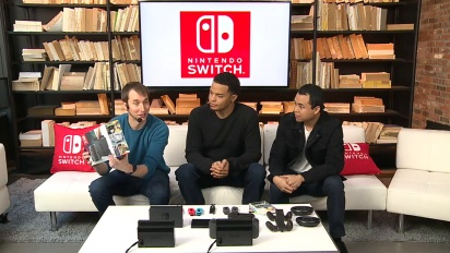 Nintendo Treehouse Live - Nintendo Switch Unboxed