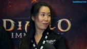 Diablo Immortal - Helen Cheng and Dan Elggren Interview