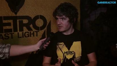 Metro: Last Light - Intervista