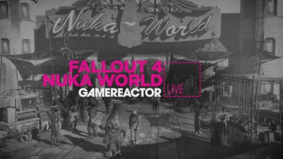 Fallout 4: Nuka World - Replica Livestream