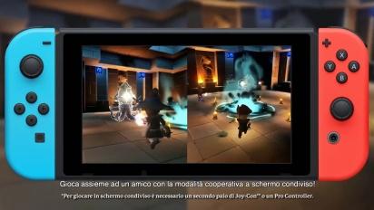Portal Knights per Nintendo Switch - Trailer di lancio