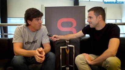 Etermax - Intervista a Rodrigo Larrimbe