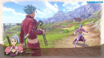 The Seven Deadly Sins: Knights of Britannia - Gameplay Missione Campagna