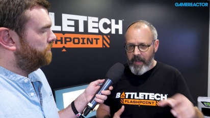 BattleTech: Flashpoint - Intervista a Mitch Gitelman
