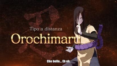 Naruto to Boruto: Shinobi Striker - Orochimaru Aggiornamento gratuito (Italiano)