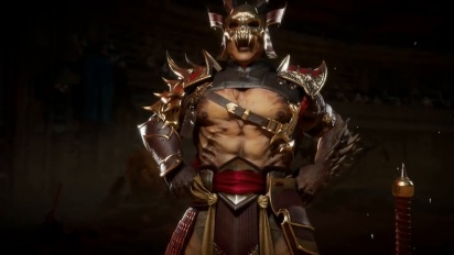 Mortal Kombat 11 - Shao Kahn Reveal Trailer