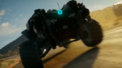 Rage 2 - Inside Xbox Gameplay Interview