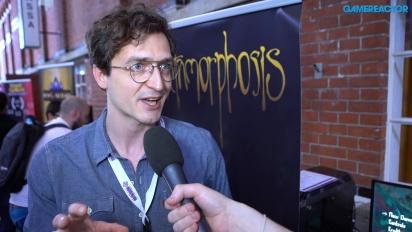 Metamorphosis - Jacek Debowski Interview