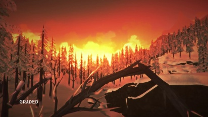 The Long Dark - Road to Story Mode Trailer