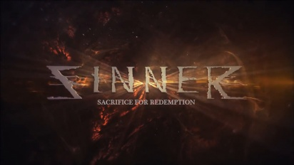 Sinner: Sacrifice for Redemption - Trailer d'annuncio