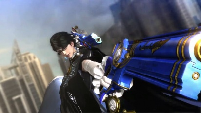 Bayonetta 1 + 2 for Nintendo Switch - Japanese TV Commercial