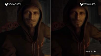 Resident Evil 7: Biohazard - Xbox One X Enhancement Showcase