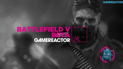 Battlefield V Open Beta- Replica Livestream