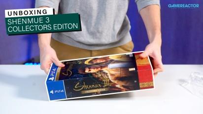 Shenmue 3 - Il nostro unboxing della Collector's Edition