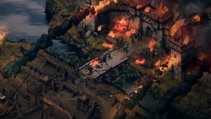 Thronebreaker: The Witcher Tales - Trailer di lancio iOS (italiano)