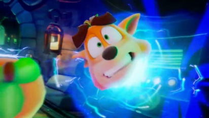 Crash Bandicoot: On the Run! - Announce Trailer