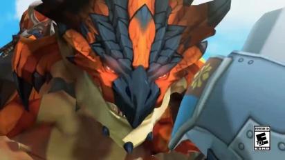 Monster Hunter Stories 2 - Summer Game Fest Trailer