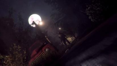 Friday the 13th: The Game - Trailer di annuncio