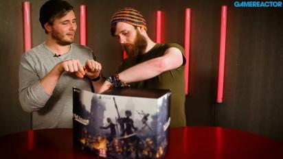 Nier: Automata - L'unboxinga della Black Box Edition