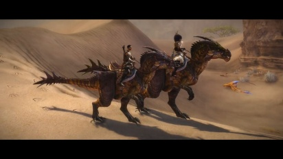 Guild Wars 2 - Path of Fire Trailer di lancio