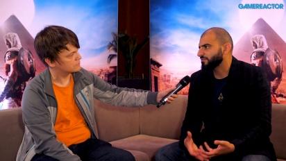 Assassin's Creed Origins - Intervista a Ashraf Ismail