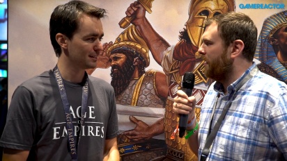Age of Empires: Definitive Edition - Intervista a Bert Beeckman