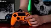 Quick Look - La nostra prova di Nacon Compact Controller per PS4