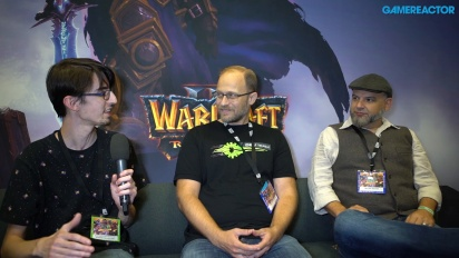 Warcraft III: Reforged - Timothy Morten & Brian Sousa Interview