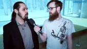 CES19: LG Rollable OLED TV - Erik Svalberg Interview