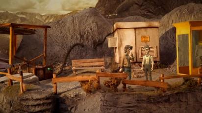 Trüberbrook - Console Launch Trailer