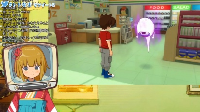 Yo-kai Watch 4 gameplay - part 2