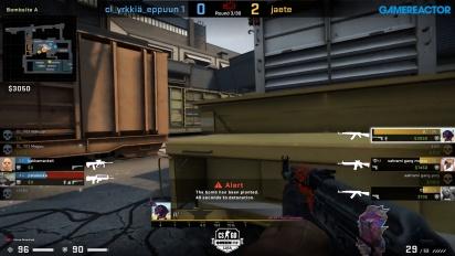 OMEN by HP Liga - Div 3 Round 9 - jaete vs cl_yrkkiä_eppuun 1 - Train.
