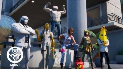 Fortnite Chapter 2: Season 2 - Battle Pass Gameplay Trailer