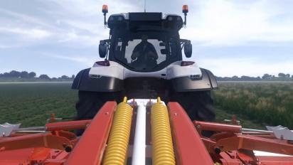 Farming Simulator 17 - E3 Trailer