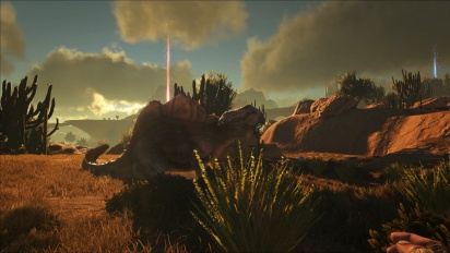 ARK: Survival Evolved - Scorched Earth Trailer