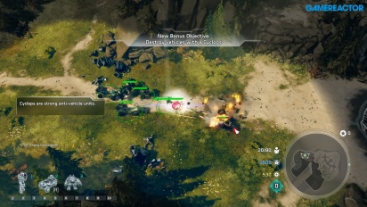 Halo Wars 2 - Il Gameplay di Ascension su PC