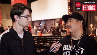Tekken World Tour Finals - Intervista a Markman