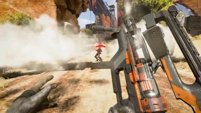Apex Legends - New Weapon: The L-STAR