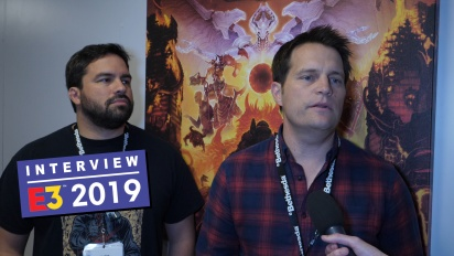 Doom Eternal - Marty Stratton and Hugo Martin Interview