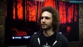 Blair Witch - Maciej Głomb Interview
