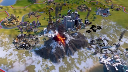 Civilization VI - PS4 Announcement