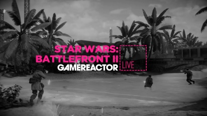Star Wars Battlefront II - The Battle on Scarif Livestream Replay