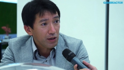 Gamelab 2015 - Intervista a Shinji Mikami