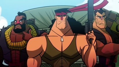 Broforce - Trailer di lancio