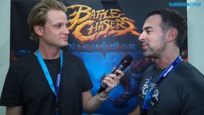 Battle Chasers: Night War - Intervista a Joe Madureira