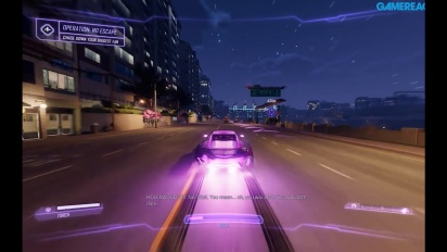 Agents of Mayhem - Hollywood Car Gameplay