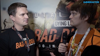 Dying Light: Bad Blood - Intervista a Maciej Laczny